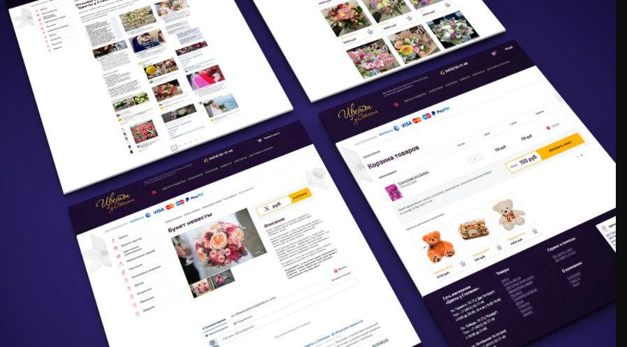 Контекстная реклама сайта на примере интернет магазина
