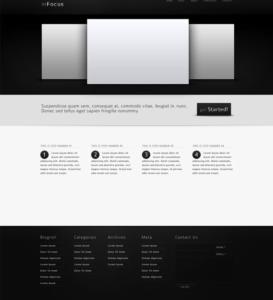 разработка проекта сайта