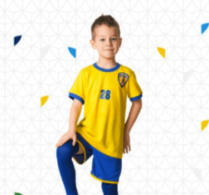 Создание сайта для частной школы по футболу